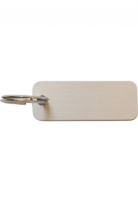 Schlüsselanhänger, Aluminium