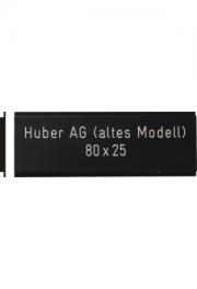 Briefkastenschild Huber, altes Modell,..
